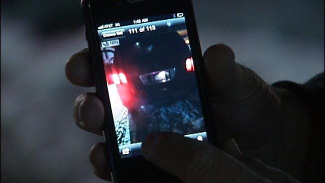 Cell Phone Pics Help Tulsa Police Track Vehicle Involved In Hit And Run