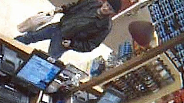 Police Want To ID Robber Who Has Hit Stores Across Oklahoma