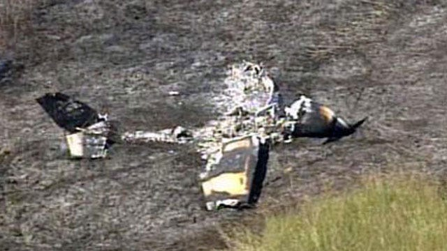 Report: Electrical Short Caused Fire That Forced Down Small Plane In West Tulsa