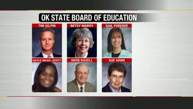State Senate Panel Gives Okay To Plan To Strip Power From State Education Board