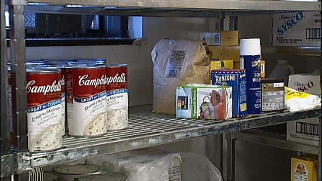 Tulsa's Salvation Army Food Supply Running Low After Winter Storm