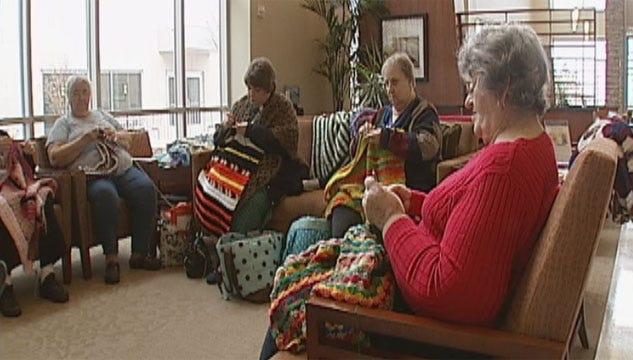 Volunteering Keeping Seniors Healthier, Happier