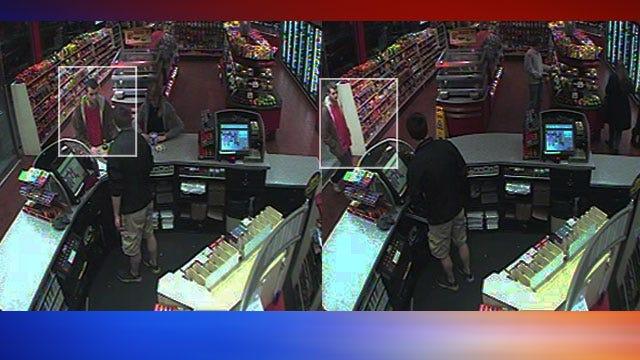 Tulsa Police Look For Burglary Suspect