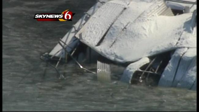 GRDA Issues Tips To Help With Marina, Boat Dock Damage Recovery
