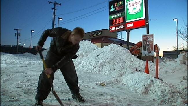 Less Snow, More Help Paid Off For The City Of Tulsa