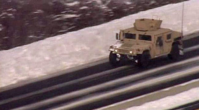 Oklahoma National Guard Available For Rescues
