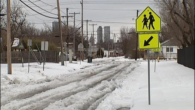 TPS Asks For Community Input On How To Make Up Snow Days