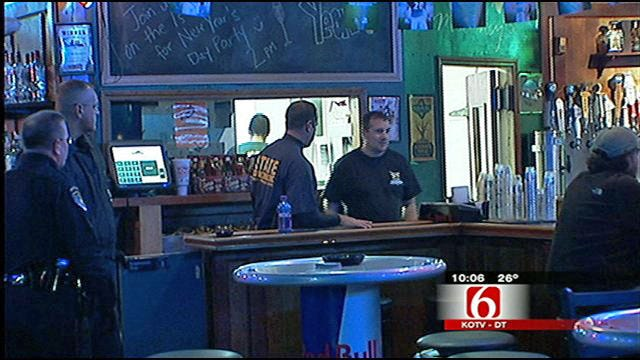 Tulsa Police, Troopers Hit The Bars New Years Eve