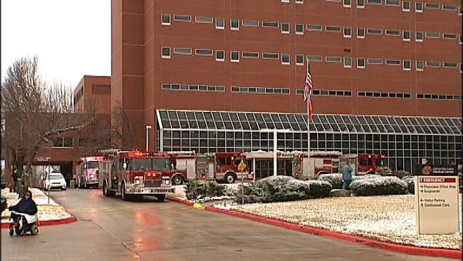 Smoke Reported At Tulsa's OSU Medical Center