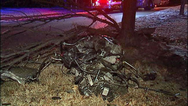 One Driver Injured In Early Tuesday Morning Non-Weather Related Wrecks