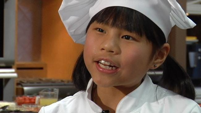 Ten-Year-Old Green Country Chef Is 'The Culinary Kid'