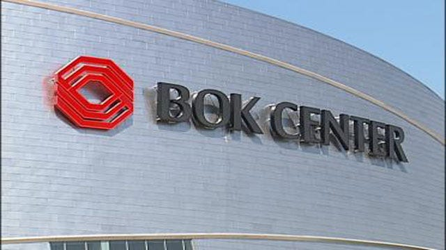 BOK Center Ranked 10th In Nation For Ticket Sales