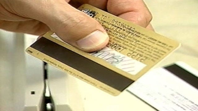 Thieves Using New Debit Card Scam To Target Oklahomans' Bank Accounts