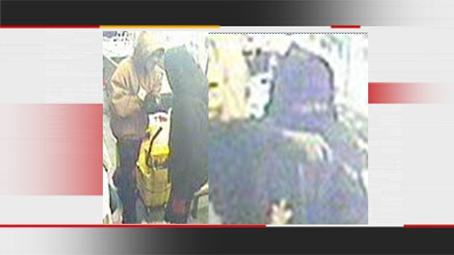 Tulsa Police Release Surveillance Photos From Braums Robberies
