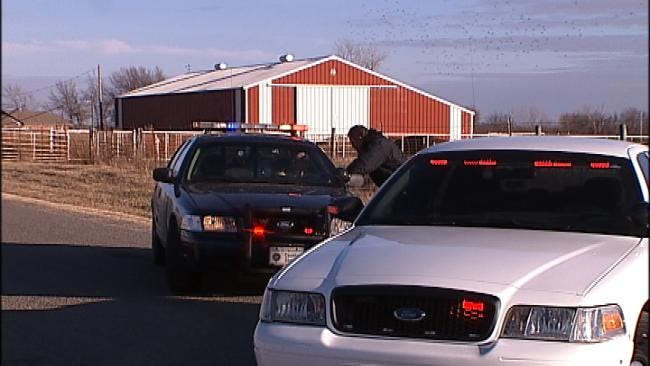 Property Dispute Kills Man In Okmulgee County