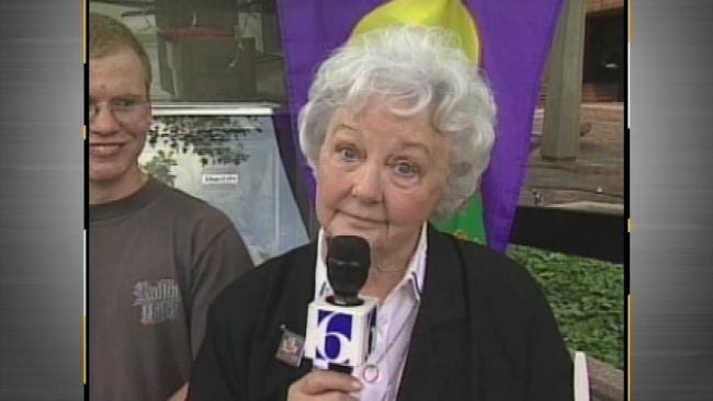 Former KOTV Personality Betty Boyd Remembered