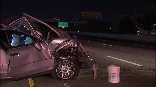Two Early Friday Morning Crashes On Broken Arrow Expressway Investigated