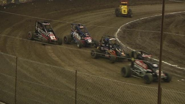 Kevin Swindell Wins Chili Bowl; Broken Arrow Racer Finishes Fourth