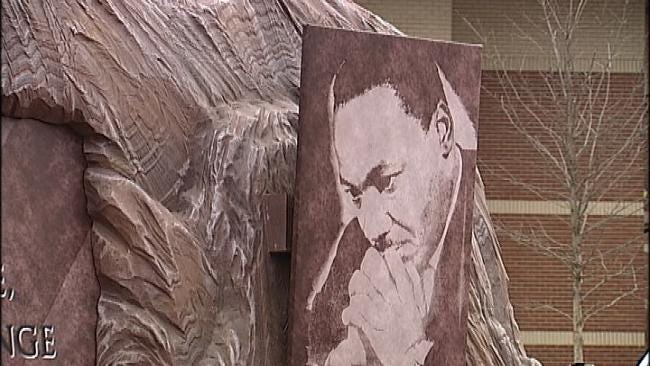 Tulsans Honor Martin Luther King, Jr.'s Legacy With Parade