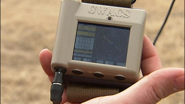 High Tech Tulsa Company Develops Combat Tracking System