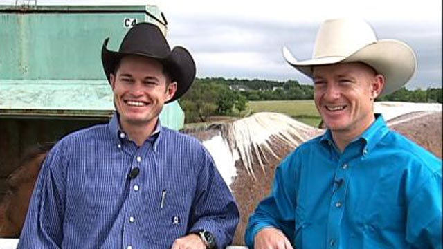 'Oh, My Gravy,' Two Oklahoma Cowboys Return To CBS' Amazing Race Next Month