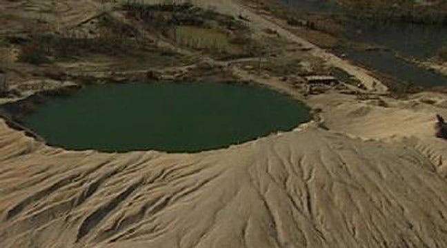 Oklahoma's Tar Creek To Get New Life As Wetlands