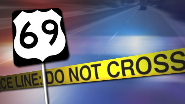 Woman Killed, 3-Year-old Critically Injured In Muskogee Crash