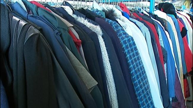 'Coats For Kids' Helps Thousands Stay Warm This Winter