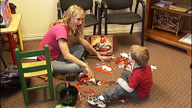 Tulsa Business Lends Helping Hand To Working Parents On Snow Days