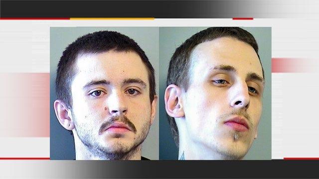 Tulsa Police K9 Officer Helps Nab Two Burglary Suspects