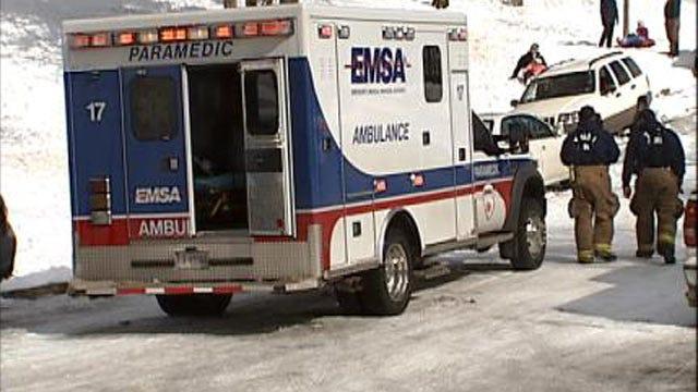 Tulsa Police Warn Against Dangers Of Sledding