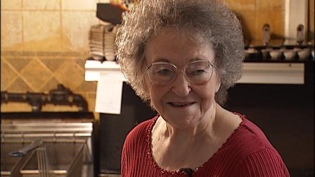 Oklahoma's Own: Great-Grandmother Serves Up Home Cooked Dishes At Inola Restaurant