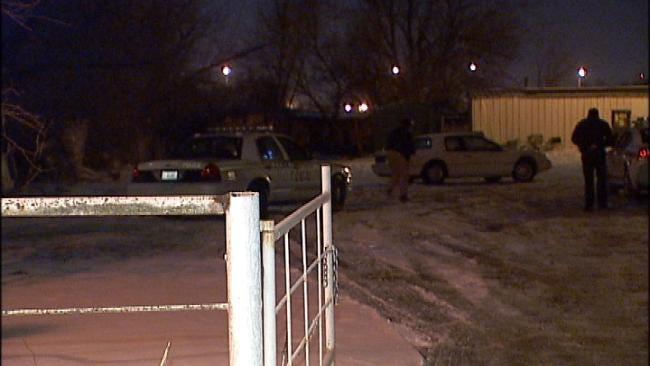 Tulsa Police ID Man Found Dead In Parking Lot Beside Car