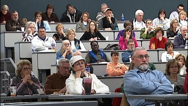 Retiring Oklahoma Teachers Told Pensions Are 'Guaranteed'