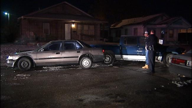 Stolen 30-Pack Leads To 'Low Speed' Tulsa Police Chase, Arrests