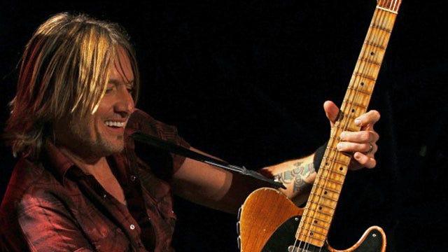 Country Superstar Keith Urban Returning To Tulsa