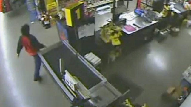 Police: Burglar Breaks Into Tulsa Dollar General Store For Candy