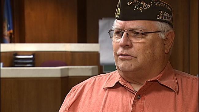 Special Court Aims To Redirect Tulsa Veterans From Crime