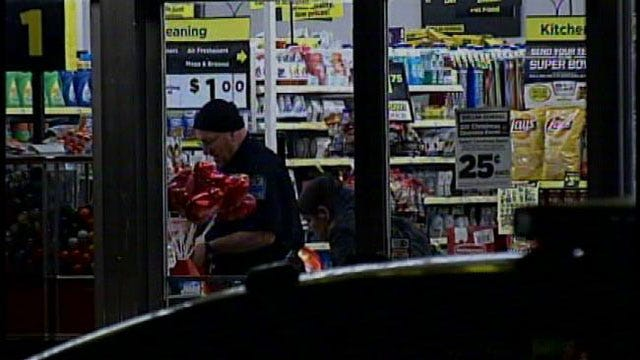 Tulsa Police Investigate Dollar General Robbery