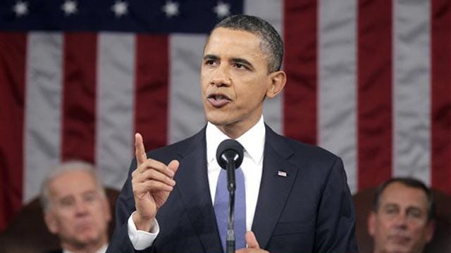 President Obama's State Of The Union: 'Move Forward Together Or Not At All'