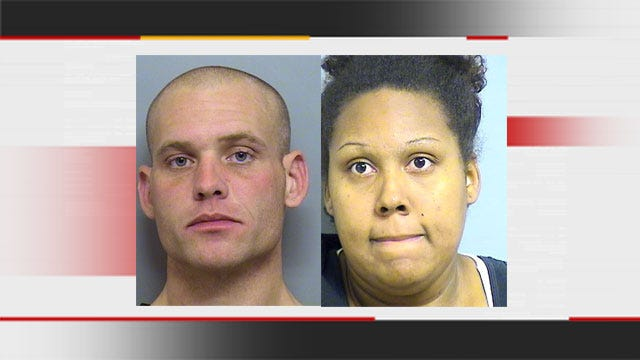 Two Arrested After High Speed Chase In Tulsa