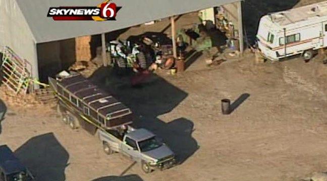 OSBI Still Investigating Okmulgee County Fatal Shooting