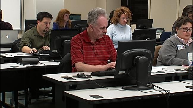 Tulsa Community College Teaching Switchover To Electronic Medical Records