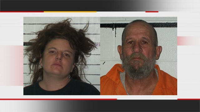 Two Held Without Bond In Fort Gibson Child Abuse Investigation