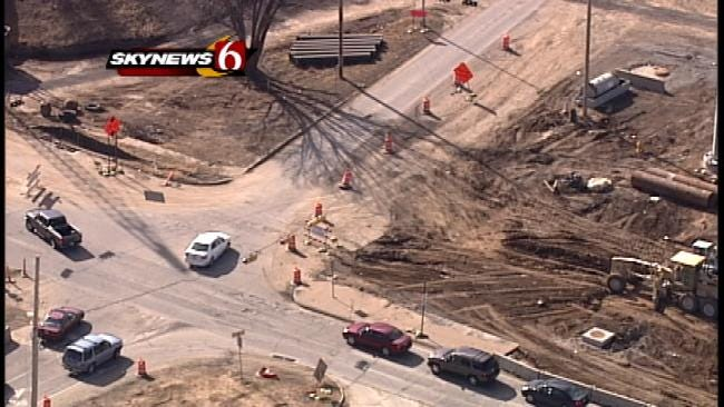All Lanes Of Harvard To Be Shut Down At Tulsa's I-44 Junction Friday