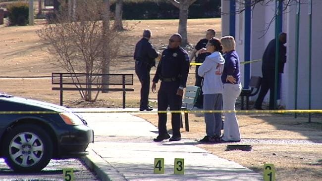 Basketball Game At Tulsa Park Ends With Gunfire And 2 Shooting Victims