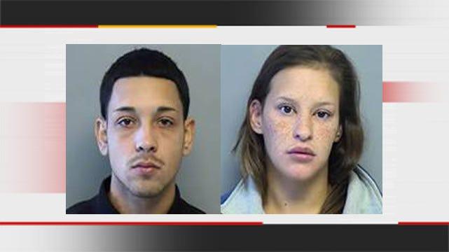 Tulsa Police Seek Couple With 14 Outstanding Warrants