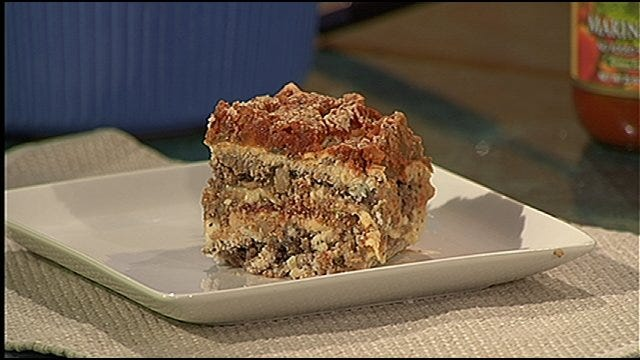 Whole Wheat Crockpot Lasagna