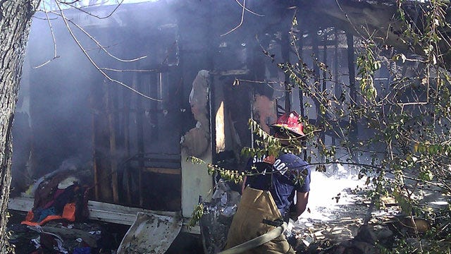 One Person Dies In Skiatook Mobile Home Fire