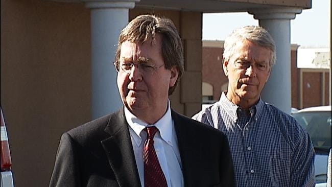 Tulsa Mayor Boasts About Construction Progress
